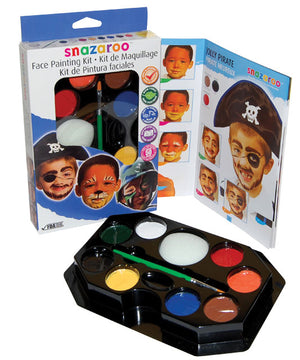 Snazaroo Face Painting Kit Boys