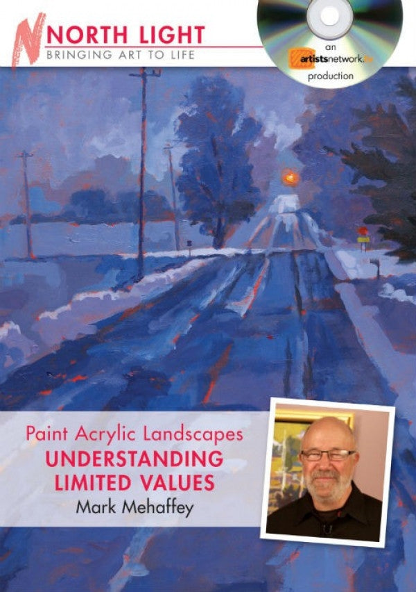 Paint Acrylic Landscapes: Understanding Limited Values with Mark Mehaffey