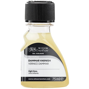Winsor & Newton  - 75 ml - Dammar Varnish