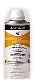 Weber  - 236 ml - Damar Varnish