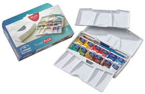 Cotman Watercolour - Pocket PLUS Set