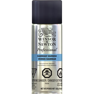 Winsor & Newton Professional Dammar Varnish (High Gloss) - 400 ml