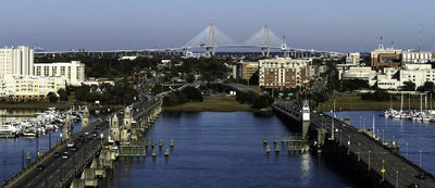 Charleston ranked No. 1 US city by Travel + Leisure readers for 6th year in a row