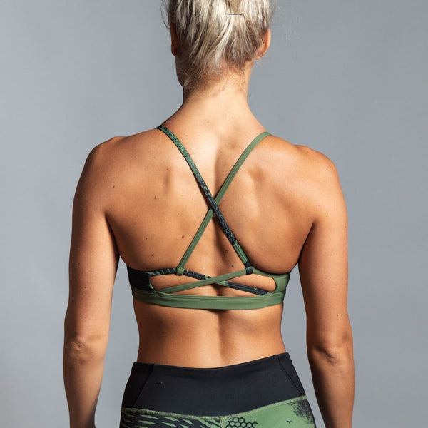 CrossFit Low Impact Micro Bra