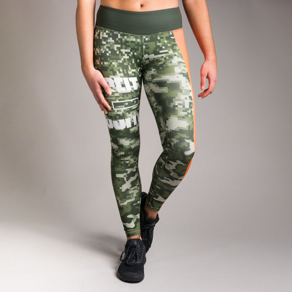 CrossFit Lux Print Tights