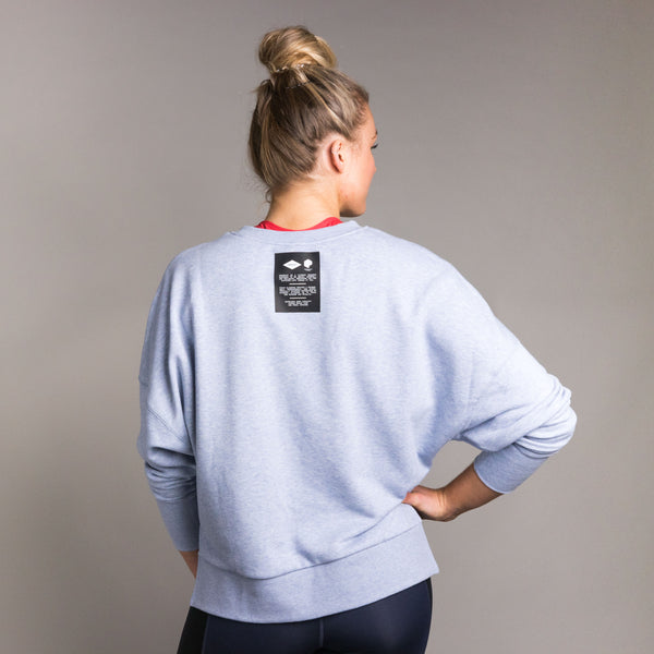 CrossFit French Terry Crew Top