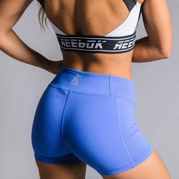 CrossFit Lux Fade Bootie Shorts