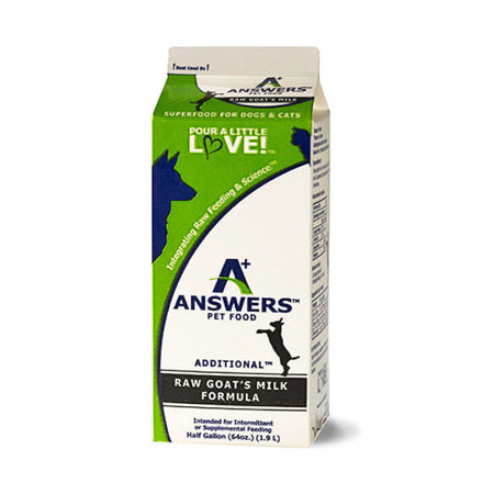 Answers | Goat Milk