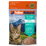 Feline Natural | Freeze Dried Beef & Hoki