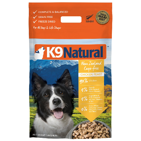 K9 Natural | TX | Freeze Dried Chicken