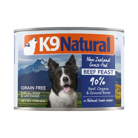 K9 Natural | Can | Beef
