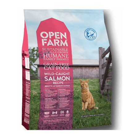 Open Farm | Cat | Salmon