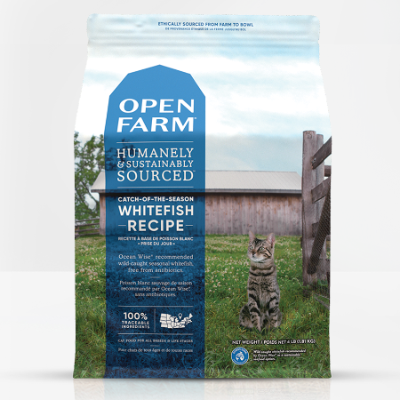 Open Farm | Cat | Whitefish