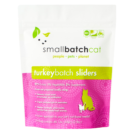 Small Batch Cat | CO | Turkey