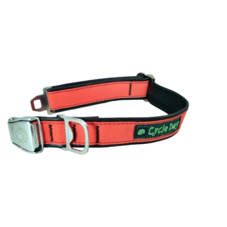 cycle dog_ORANGE MAX collar