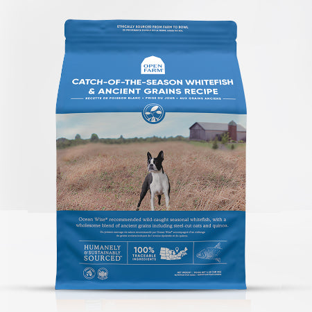 Open Farm | Ancient Grain | Whitefish