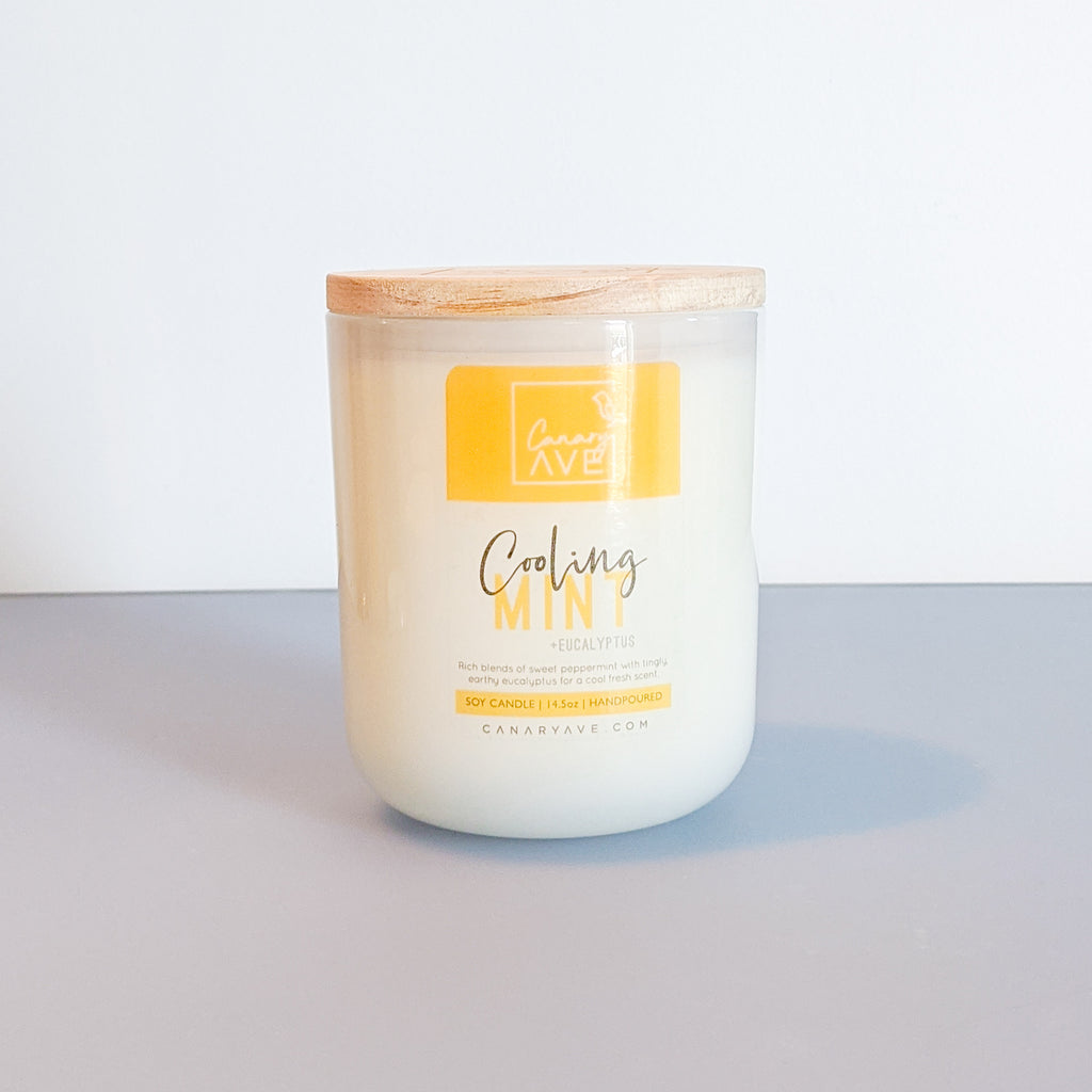 Cooling Mint Candle
