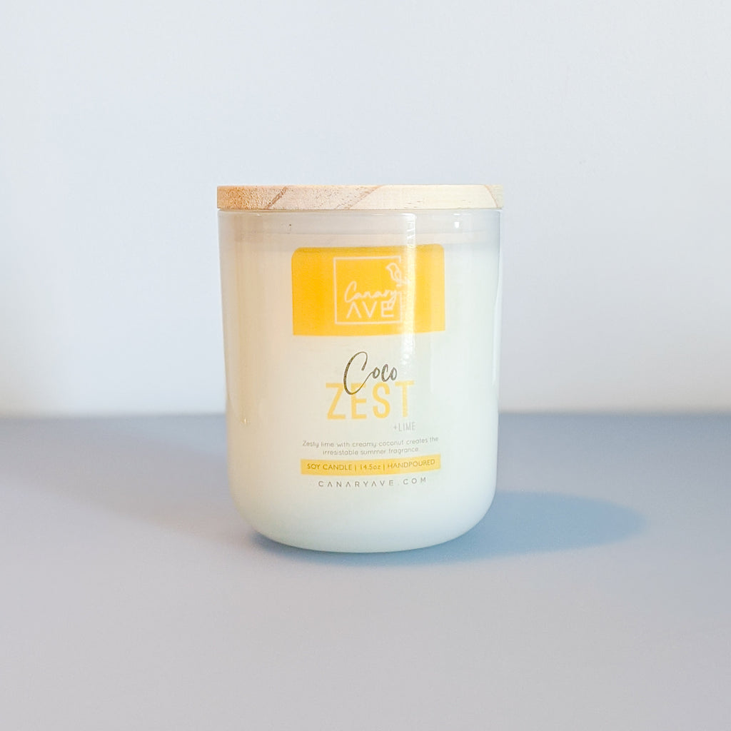 Coco Zest Candle