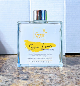 Sea Love Reed Diffuser