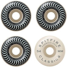 Load image into Gallery viewer, SPITFIRE FORMULA 4 54MM CLASSIC SILVER DURO 99