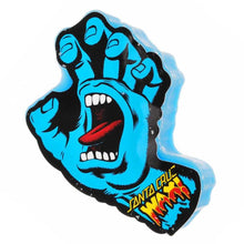 Load image into Gallery viewer, SANTA CRUZ SCREAMING HAND CURB WAX BLUE