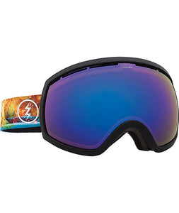 Electric EG2 Eagle Brose Blue Chrome Snowboard Goggles
