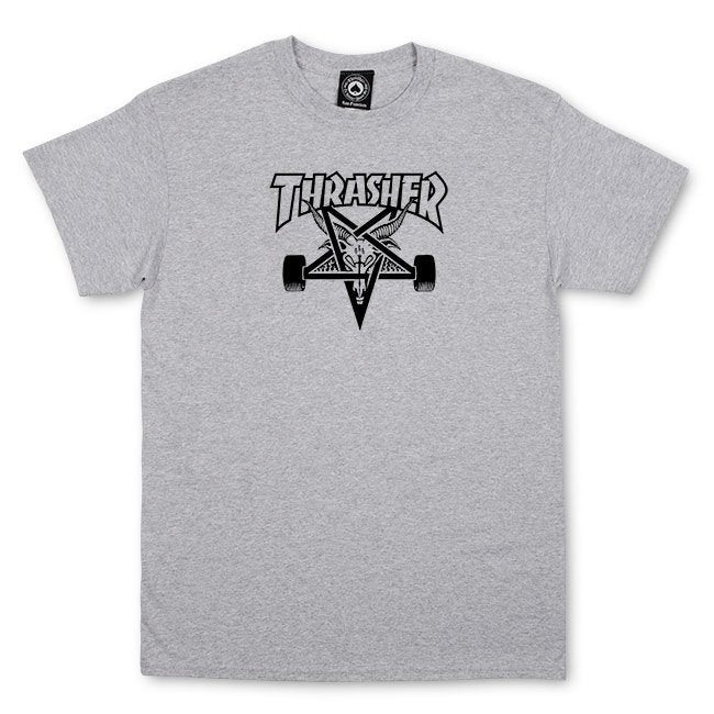 THRASHER Skategoat T-Shirt (Gray)