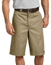 "Load image into Gallery viewer, DICKIES WORK SHORT 13"" KHAKI LOOSE FIT MULTI-POCKET"