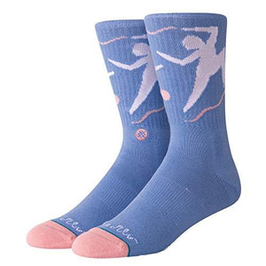 STANCE DANCE WITH ME SOCKS MENS 9-12