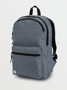 VOLCOM ACADEMY BACKPACK - NAVY HEATHER
