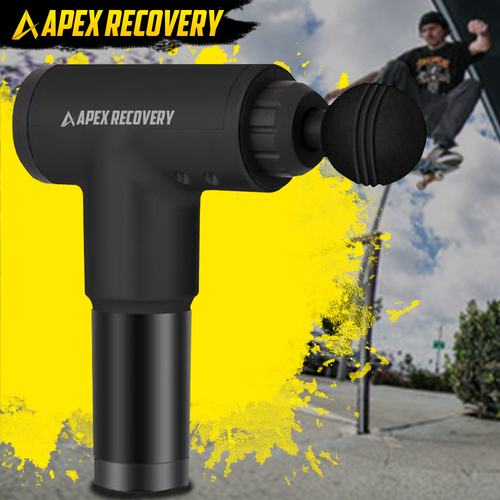 APEX Recovery Technology Training Massage Gun Greg Lutzka Edition