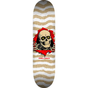 POWELL PERALTA RIPPER NATURAL WHITE FALL 2020 DECK - 8X31.45""