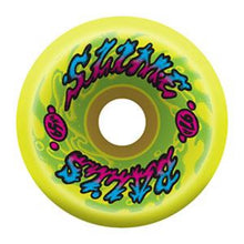 Load image into Gallery viewer, SLIME BALLS WHEELS 65MM GOOBERZ BIG BALLS YWLLOW 97A