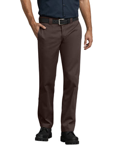 DICKIES '67 FLEX DARK BROWN WORK PANT