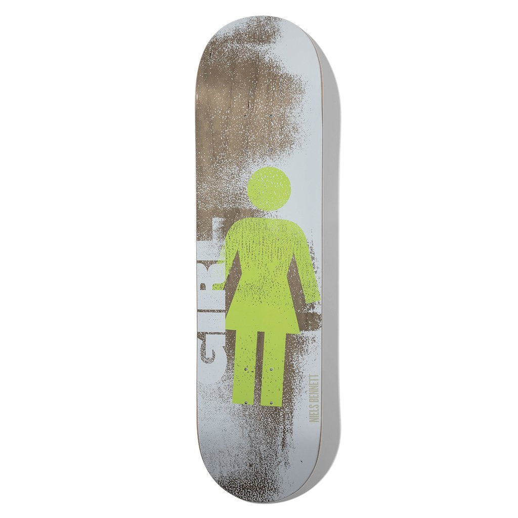 GIRL BENNETT ROLLER OG SERIES DECK