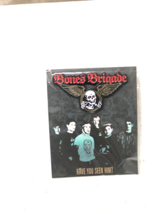 POWELL PERALTA BONES BRIGADE SERIES 12 LAPEL PIN