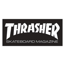 Load image into Gallery viewer, THRASHER SKATE MAG STICKER