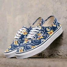 Load image into Gallery viewer, VANS AUTHENTIC FRESHNESS BOOM CITY WOMENS SIZE 5.0 SHOE