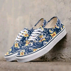 VANS AUTHENTIC FRESHNESS BOOM CITY WOMENS SIZE 5.0 SHOE