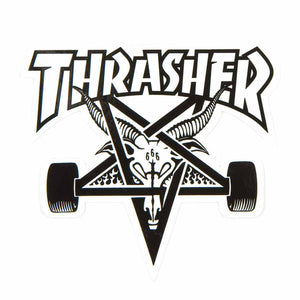 THRASHER SKATEGOAT STICKER