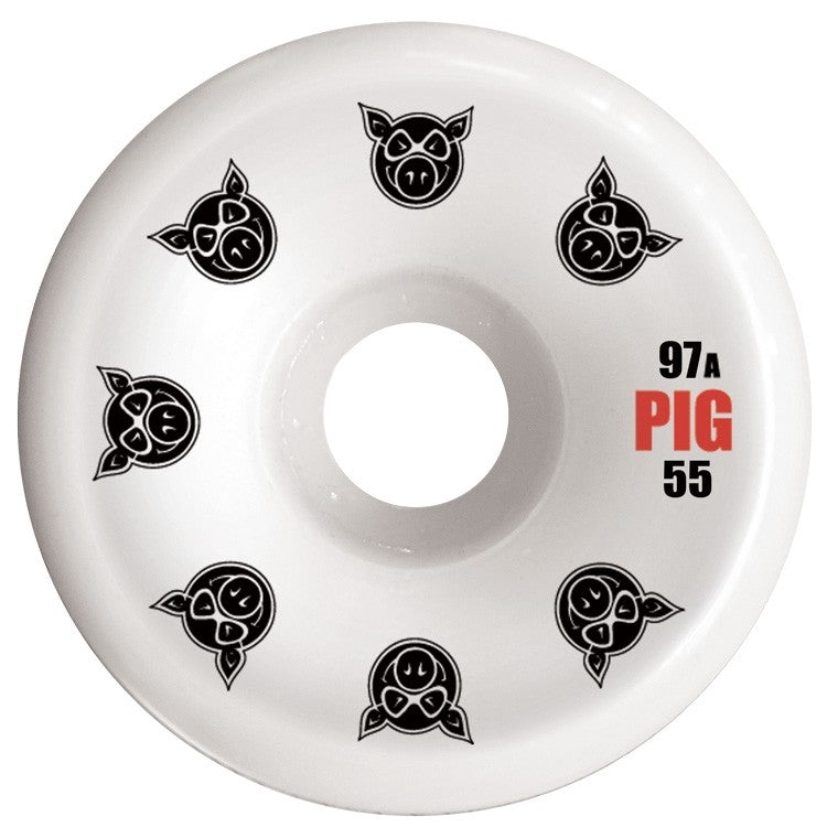 PIG HEAD WHEELS 53MM/54MM/55MM MULTI PIG C-LINE 97A