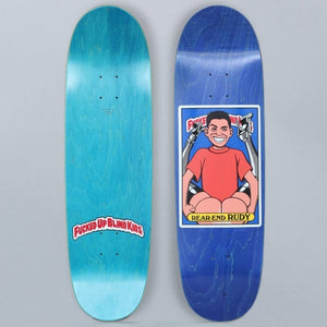 BLIND REAR END RUDY FUBK DECK - 9.0""