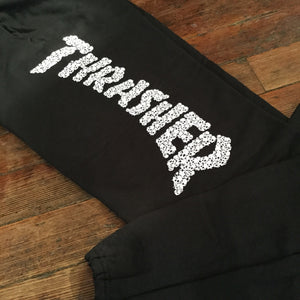 THRASHER Skull Sweatpants BLACK
