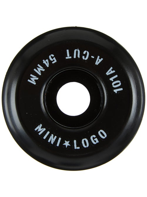 MINI LOGO WHEELS 54MM A-CUT