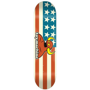 TOY MACHINE AMERICAN MONSTER DECK - 8.38""