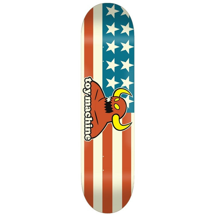 TOY MACHINE AMERICAN MONSTER DECK - 8.38