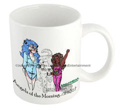 "GAIAZONIAS ""Angels of the Morning…almost"" Coffee Mug"