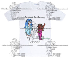 "GAIAZONIAS ""Angels of the Morning…almost"" T-shirt"