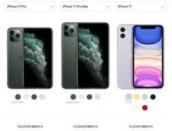 【2019新型iPhoneコラム】iPhone11.iPhone11Pro.iPhone11ProMaxどれを買う?