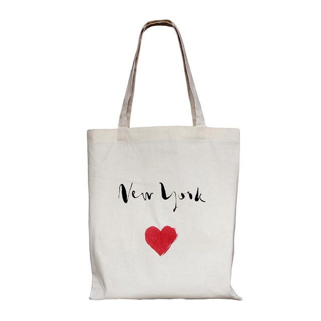 NEW YORK HEART TOTE  (トートバック)